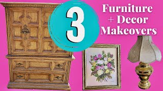 3 Furniture and Decor Makeovers That Embrace Cottagecore Style