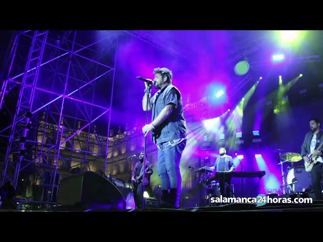 Ferias y Fiestas 2017: Concierto de Antonio Orozco