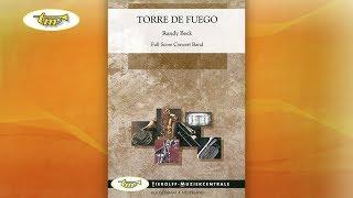 Torre De Fuego - Concert Band - Beck - Tierolff
