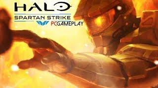 Halo: Spartan Strike Gameplay (PC HD)
