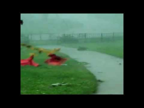 High Winds & Hail Knock Out Power In Bagley, MN