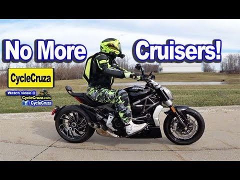 Why I DON'T WANT Anymore CRUISER Motorcycles! | MotoVlog
