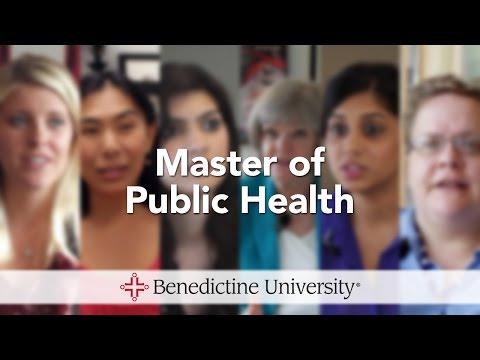 Master of Public Health - Benedictine University