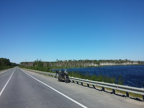 Ural - Sibír Trip 2016