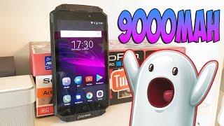 POPTEL P9000 MAX - 9000mah, ОГРОМНЫЙ МОНСТР С NFC!