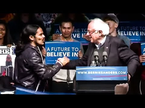 This Amazing Fan Made Bernie Sanders Ad Is Going Viral