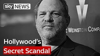Hollywood's secret scandal