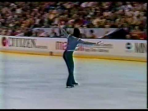 Brian Orser (CAN) - 1987 World Figure Skating Championships, Men's Long Program