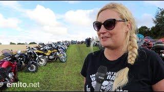 Pierwszy polski zlot motocyklowy w Szkocji