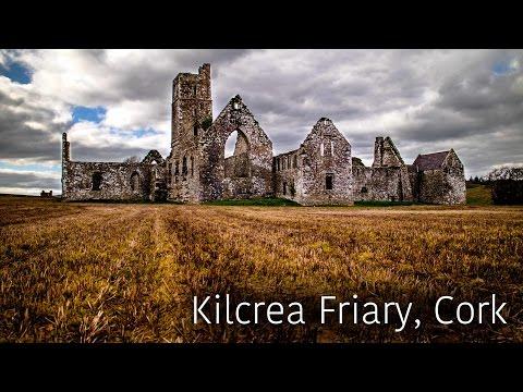 A Love of Ireland - Kilcrea Friary (Drone Footage en route to Wild Atlantic Way)