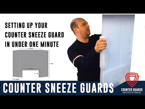 unboxing-&-setup-counter-sneeze-guard-in-just-over-1-minute.