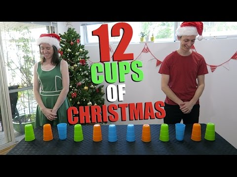 The 12 Cups of Christmas