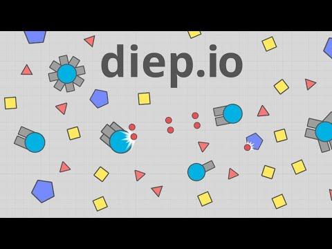 Como criar tanques do diep.io