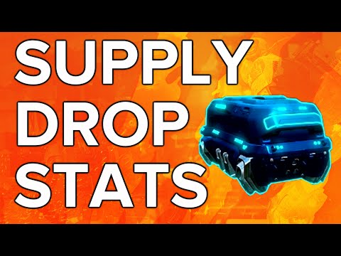 Black Ops 3 In Depth: Supply Drop Stats (Rates, Rarity, Value, & My Opinion)