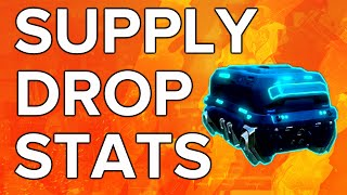 black ops 3 in depth supply drop stats rates rarity value my opinion