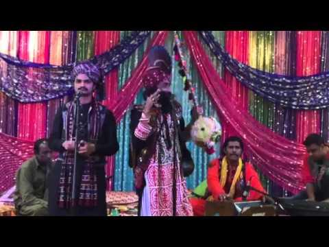 Wahid Allan Faqeer singing Shah latif...