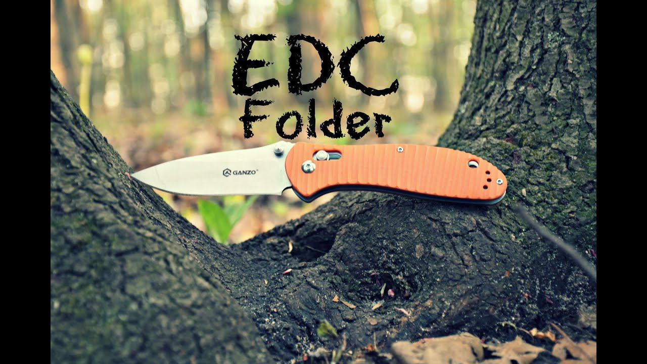 Budget Knives  E2 My EDC Folder