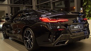 Introduction BMW M 850i Serie Coupe xDrive, Carbon Core (G15)
