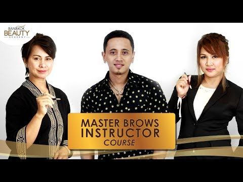 Create your own institute with Instructor Course at Bangkok Beauty Academy