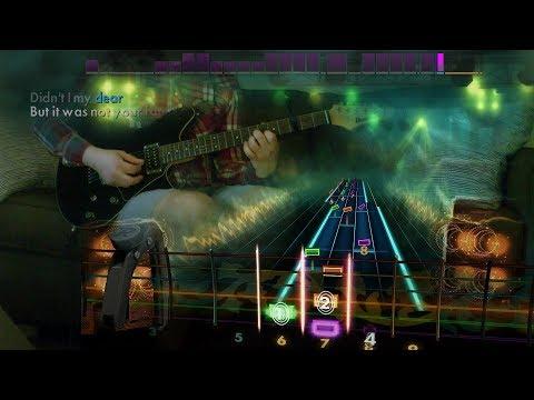 "rocksmith remastered - dlc - guitar - mumford & sons ""little lion man"""