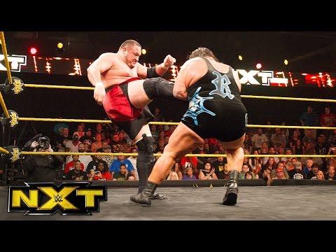 Rhyno vs. Samoa Joe: WWE NXT, July 20, 2016