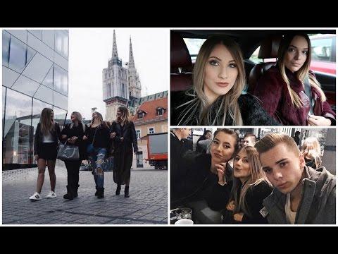 Zagreb part 1- Puno predivnih ljudi, ne umem da koristim kameru!?