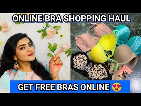 Online Bra Shopping Haul: Shyaway Lingerie Haul | Online Bra Shopping | Shyaway bras Haul