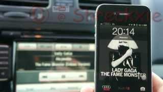 Golf V mit Radio RCD 510+, Emblem Rückfahrkamera, PDC+OPS, Bluetooth(FSE), MFL von Passat CC, iPhone