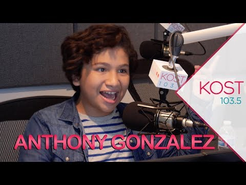 Ellen K - Anthony Gonzalez & His Mom Stopped By With A Beautiful Feel Good Message
