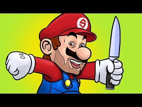 MARIO MURDER (Garry's Mod Murder)