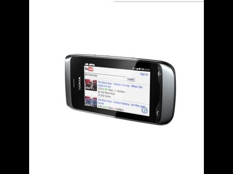Nokia Asha 308 - videorecenze - Mobinfo.cz
