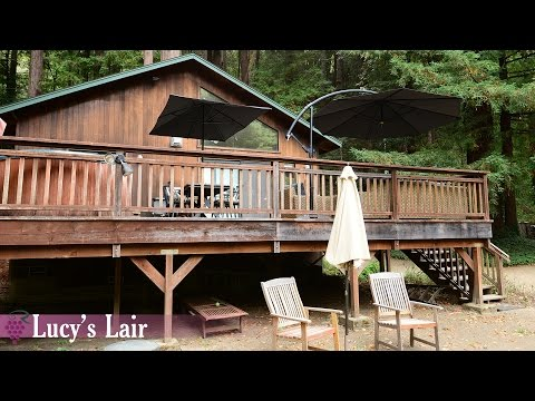 Lucy's Lair - Russian River Getaways - Russian River Vacation Rentals