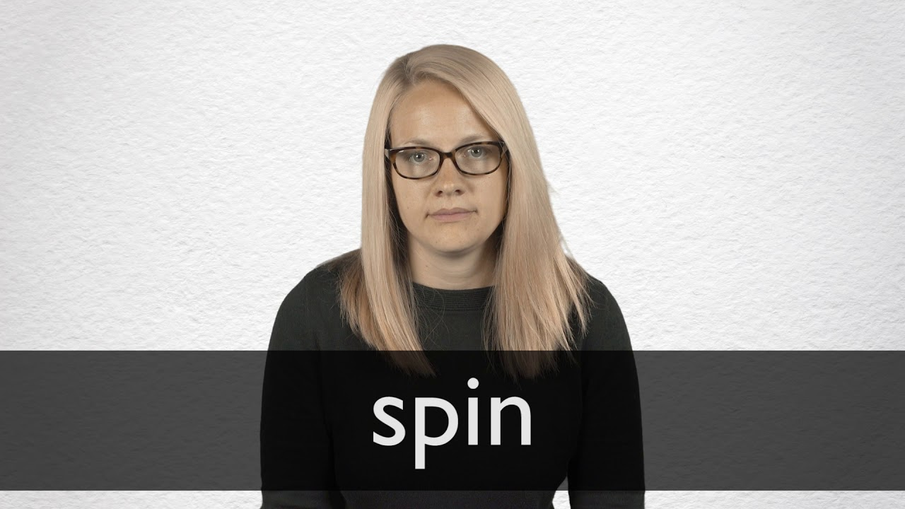 "Hindi Translation of ""spin"" 