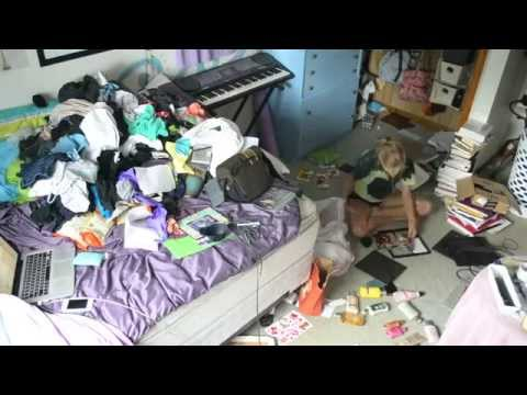 Time-Lapse: Room Cleaning