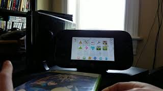 What happens if you put a Xbox 360 game in a Wii U?