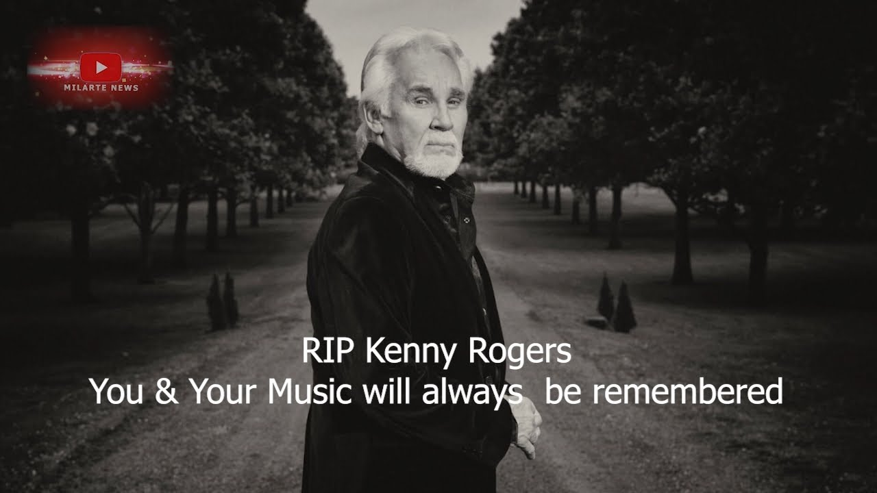 Country Music Legend Kenny Rogers kan chan ta..