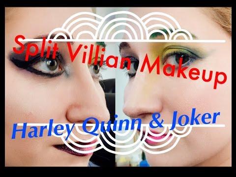 GIrl Chat Makeover - Joker & Harley Quinn