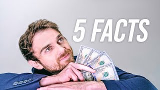 5 Facts You Didn't Know About Passive Income - Dividend Investing
