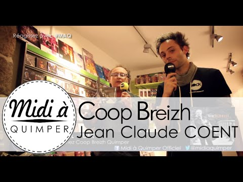 [MIDI A #QUIMPER] Interview de Coop Breizh Quimper
