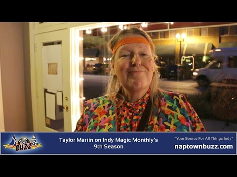 Indy Magic Monthly's