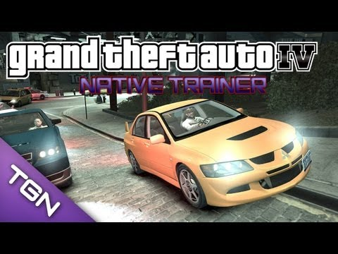 How To Install Gta Iv Pc Mods Voice Tutorial Native Trainer