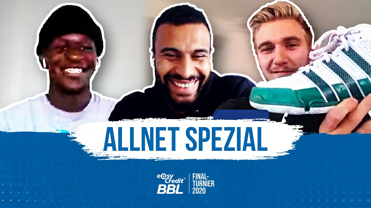 Isaac Bonga, Richard Freudenberg, Johannes Thiemann & Jonas Mattisseck zu Gast | ALLNET SPEZIAL Ep.7
