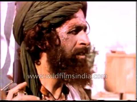 Shyam Benegal speaks about his film Junoon, with Shashi Kapoor