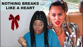 Baixar Miley Cyrus, Mark Ronson - Nothing Breaks Like A Heart |REACTION|