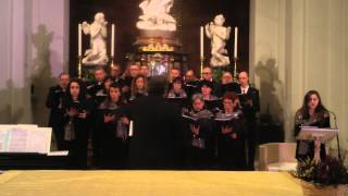 Suantrai ar Slanaitheora - inno tradizionale irlandese per solo e coro a 4 voci miste