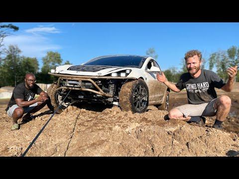 We Built the Ultimate Off Road Tesla