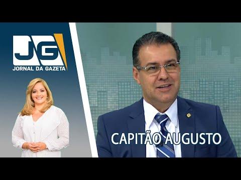 Capitão Augusto, Deputado Federal (PL/SP), sobre projeto anticrime