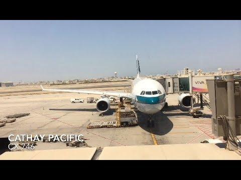 Bahrain To Dubai Cathay Pacific A330