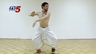 Indian classical dance has a growing tribe of foreigner | Shiva Thandavam : TV5 News