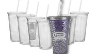 Shumsky Peacock Tumblers - Promotional Products that stand out